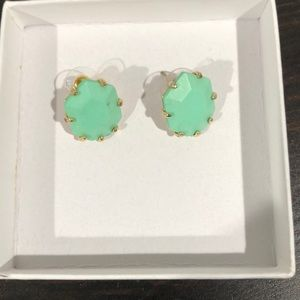 Kendra Scott Hexagon Stud Earrings